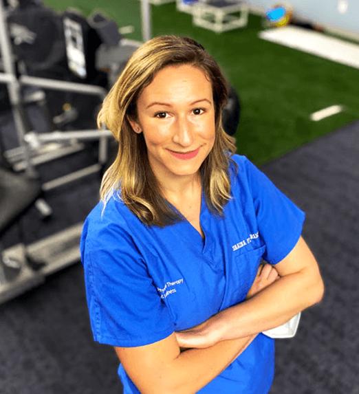 Shaina Flanzraich Clinical Director Neuro Rehab Division