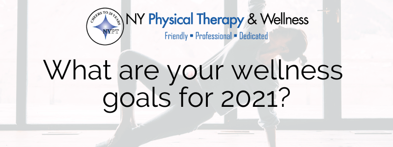 What are your wellness goals for 2021